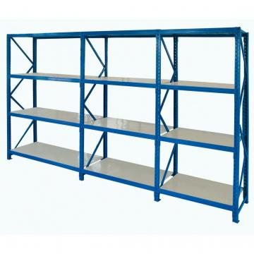 "Amj Commercial 82""X48""X18"" 6 Tier Layer Shelf Adjustable Wire Metal Shelving Rack"