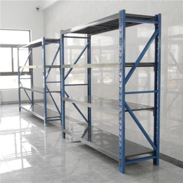 Adjustable 5 Tiers Rolling Stainless Steel Kitchen Rack Shelf