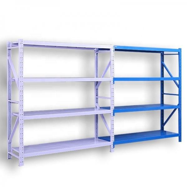 Butchers Stainless Steel Commercial Wire Shelving Rack with Solid Top Panel
